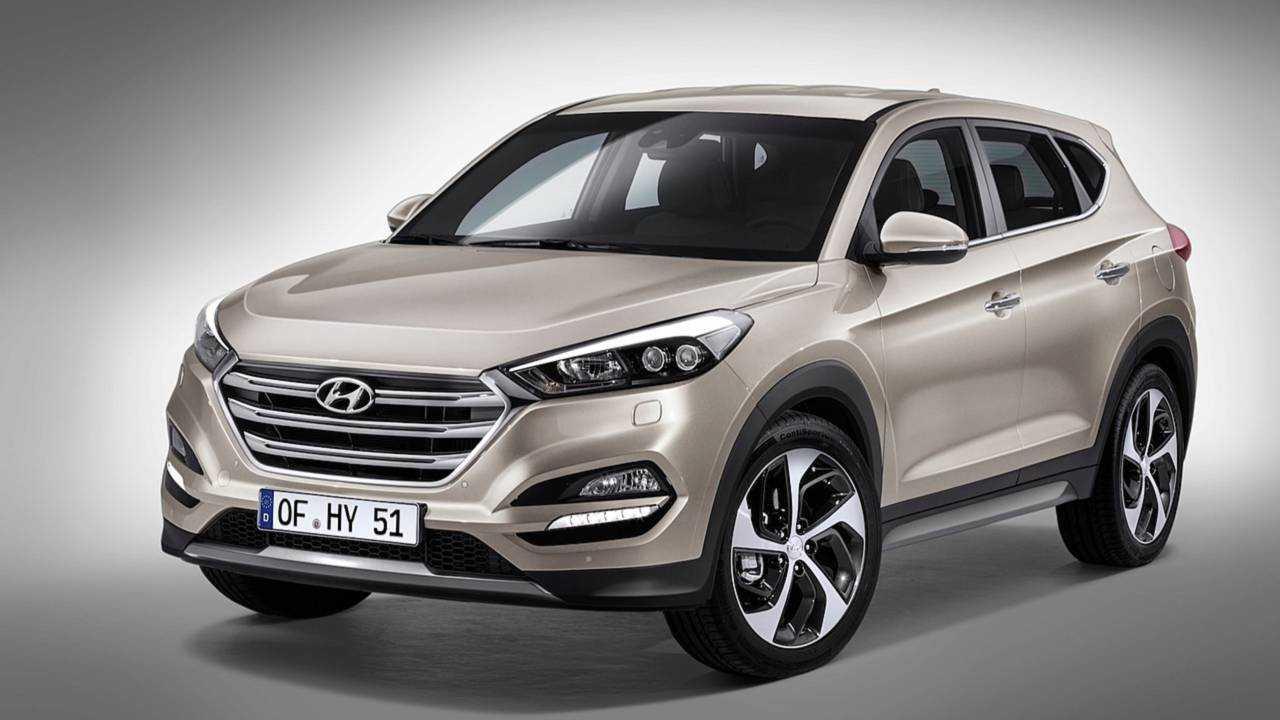2016 - Hyundai Tucson