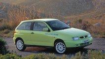 SEAT Ibiza GTi 16V CUPRA - 1996