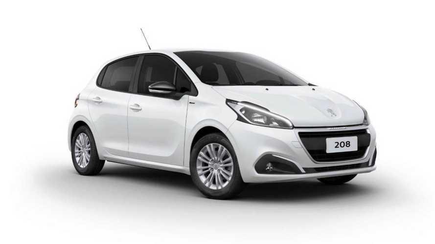 Peugeot lança série limitada 208 INCONCERT por R$ 65.490