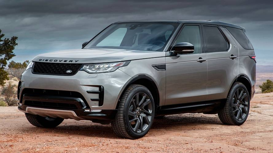 Land Rover met à jour le Discovery
