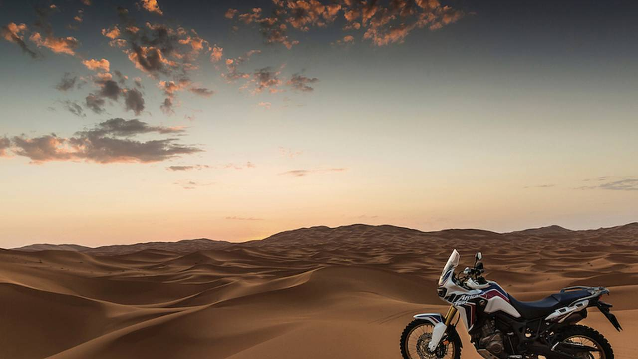 Honda Teases Us Yet Again, With a new Africa Twin Video