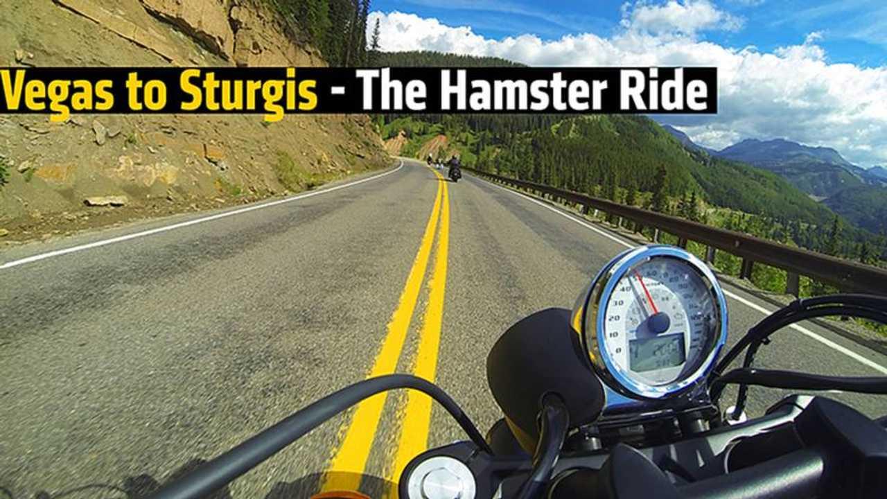 Vegas to Sturgis - The Hamster Ride