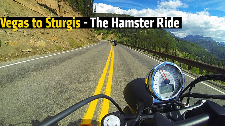 Vegas to Sturgis - The Hamster Ride