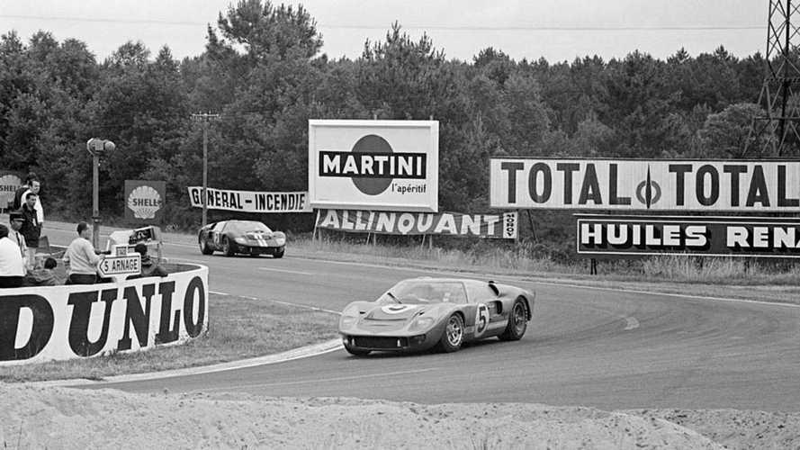 Ford GT40 MkII de 1966