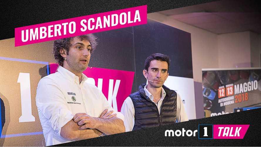 """Umberto Scandola """"Passione, sacrifici e fortuna gli ingredienti per diventare pilota"""""""