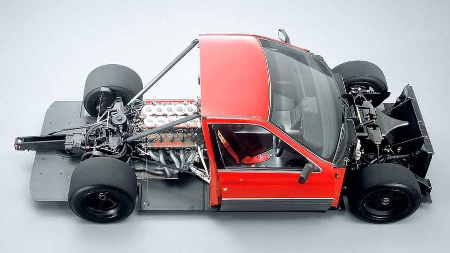 10 auto con motore da Formula 1