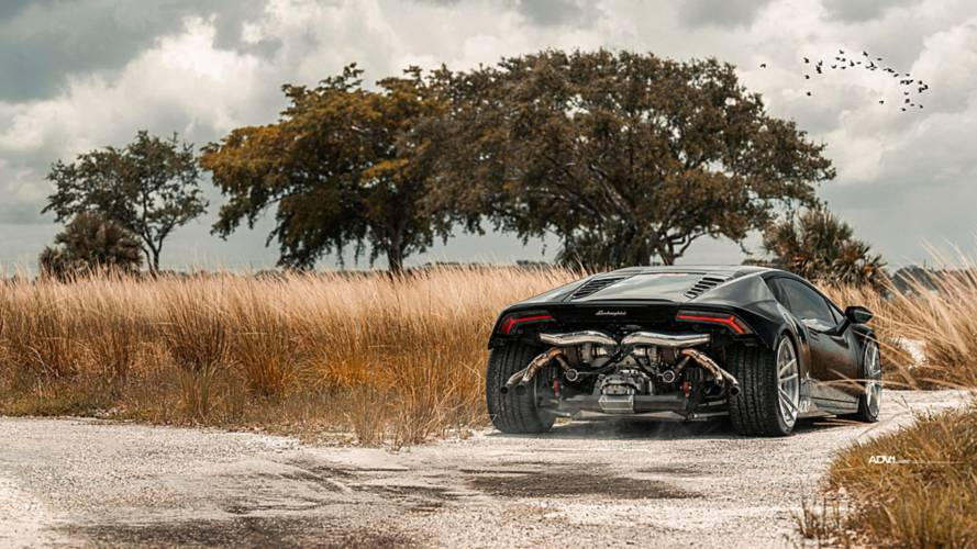 Lamborghini Huracán LP 610-4 by TR3 Performance