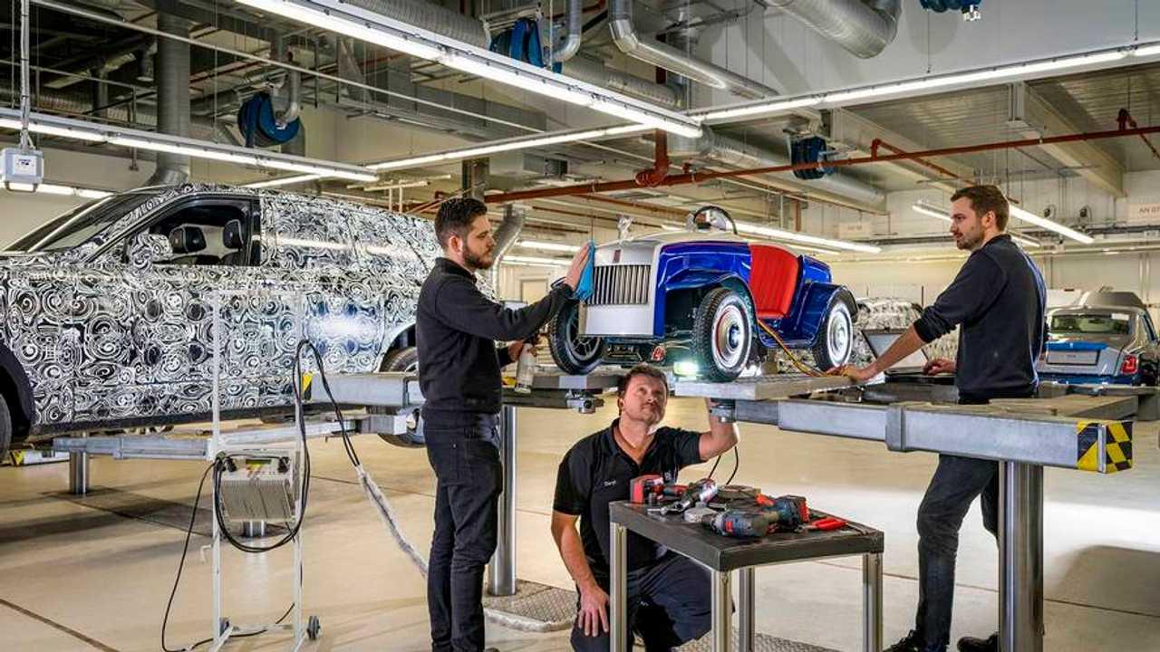 Rolls-Royce SRH Service