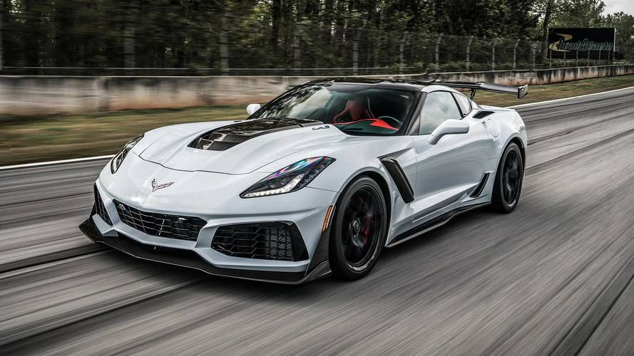 2019 Chevy Corvette C7 Still Available With A Decent Discount