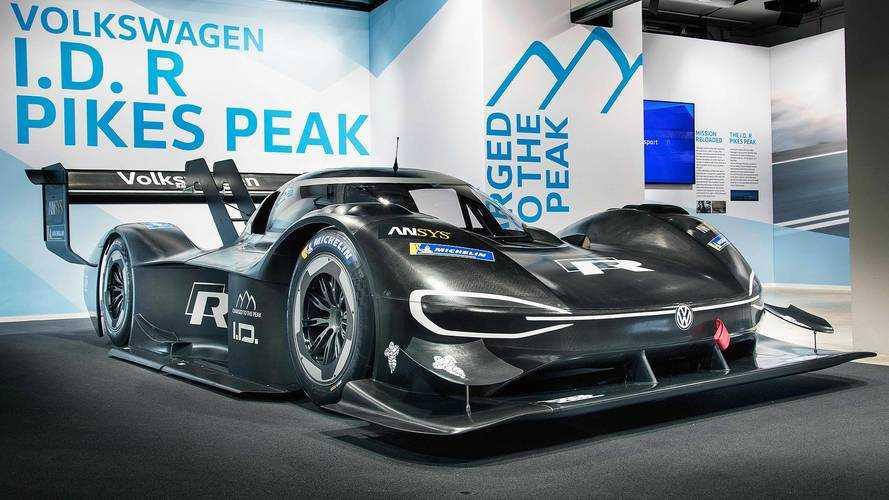 La Volkswagen I.D. R Pikes Peak prête à bondir