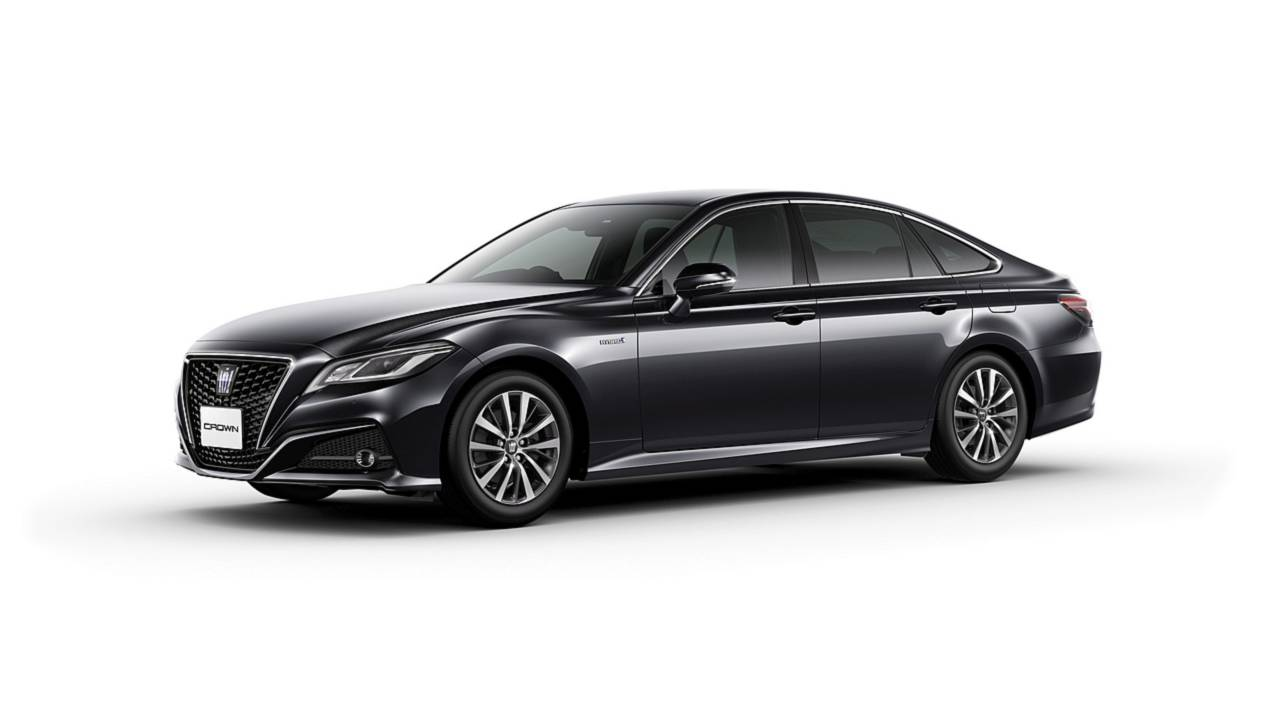 2018 Toyota Crown