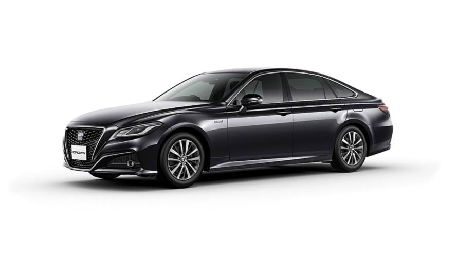 15th Generation Toyota Crown Launched In Japan [UPDATED]