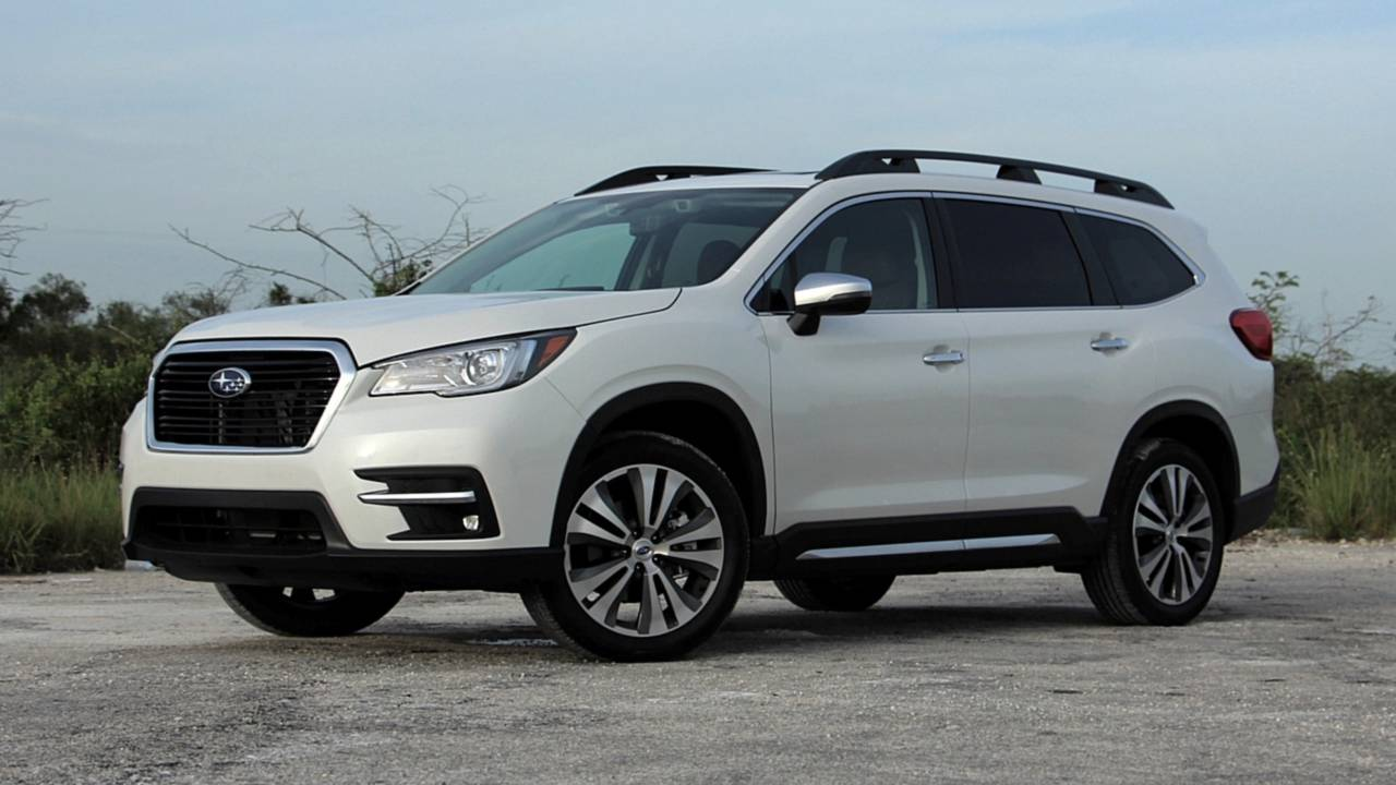 2019 Subaru Ascent: Review