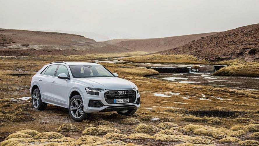 Primera prueba Audi Q8 2018: sentir la diferencia es posible