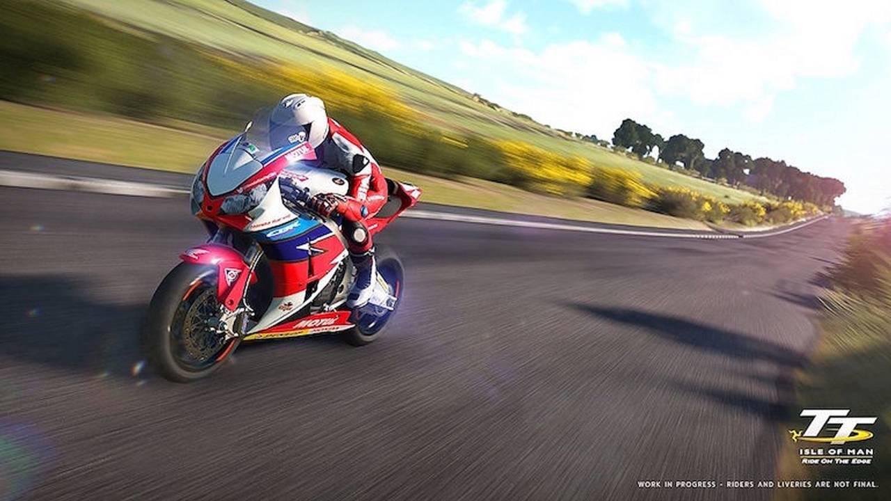 The Isle of Man TT is Coming to Your Game Room