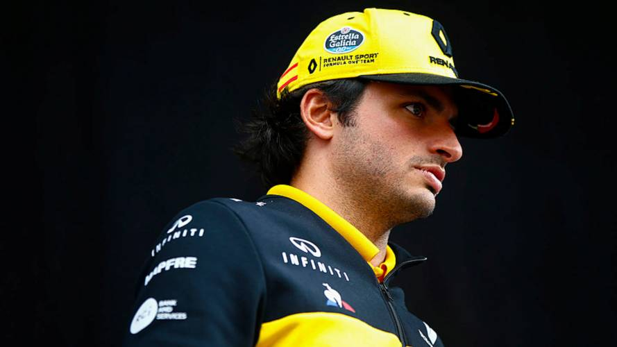 Sainz To Race With McLaren From 2019 F1 Season