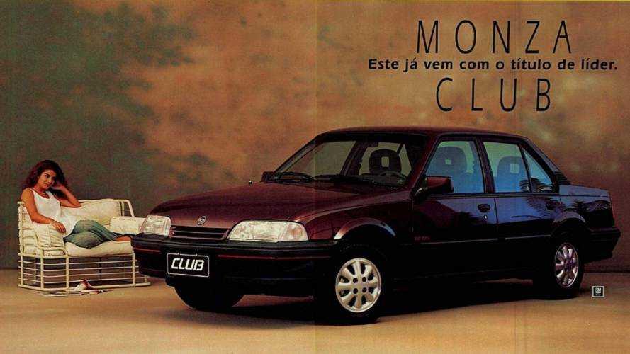 Chevrolet Monza Club 1994