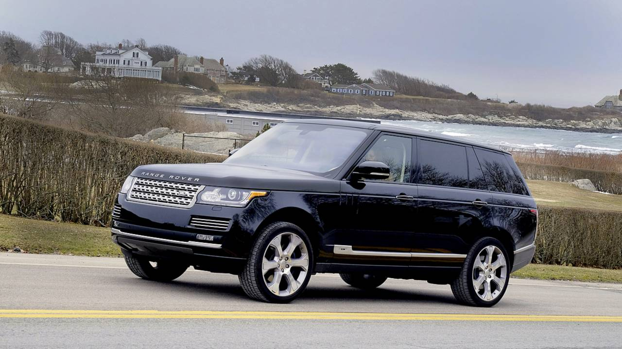 Land Rover Range Rover (4th Gen)