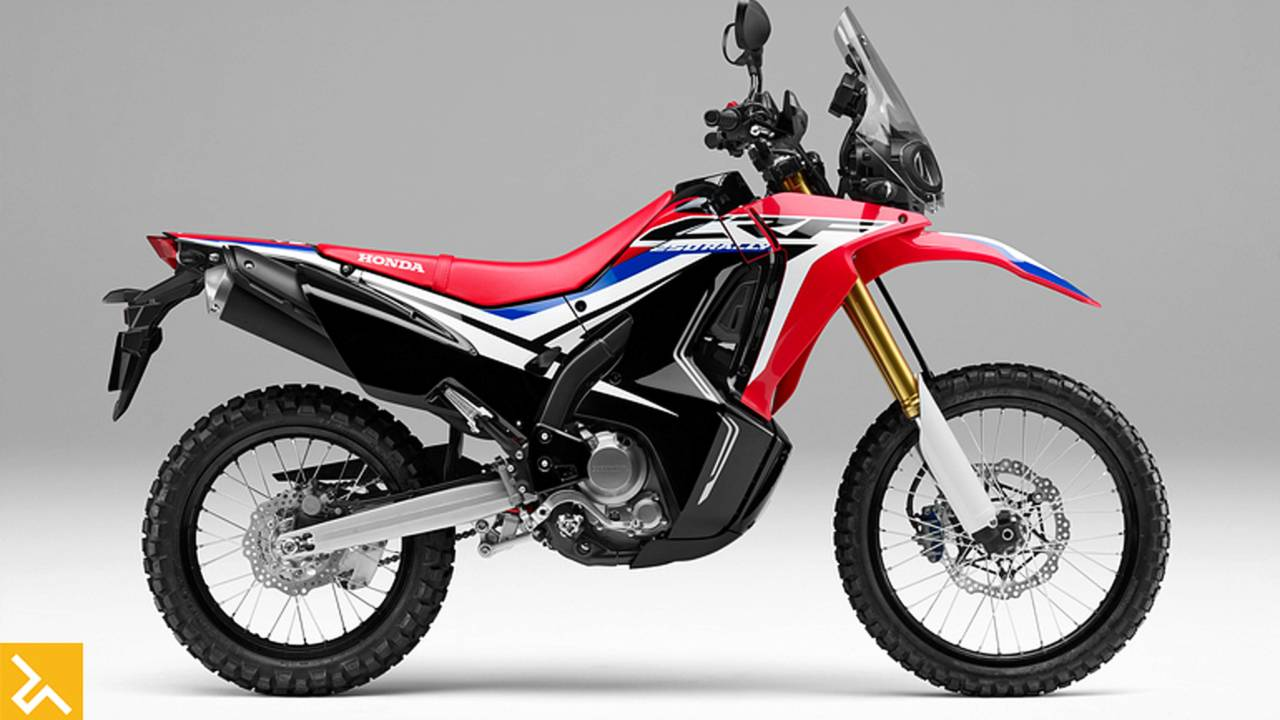 Budget ADV Bike 2017 Honda CRF250L Rally