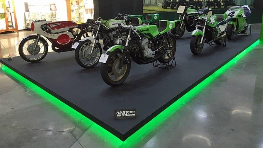 Kawasaki USA Motorcycle Collection
