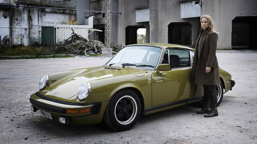 "Porsche 911S From ""The Bridge Movie"" Heading To Charity Auction"