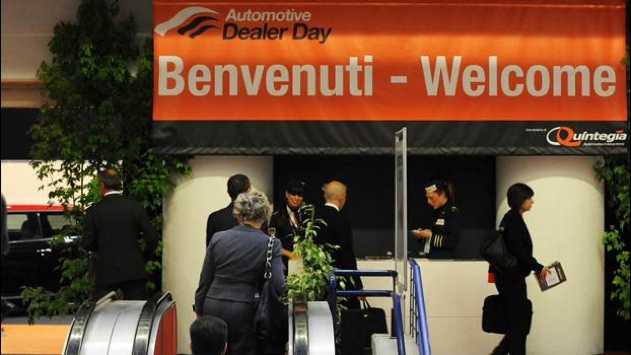 [Copertina] - Al via l'Automotive Dealer Day 2012