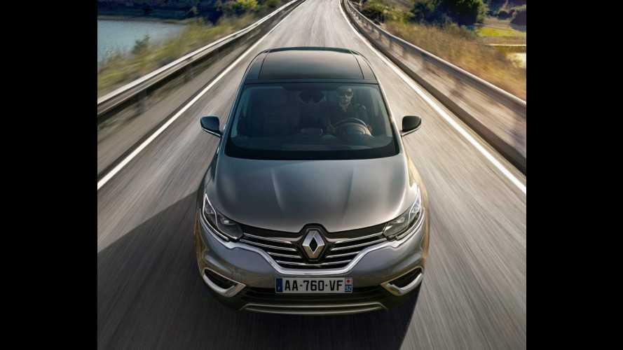Renault Espace, l'ex monovolume è tornata