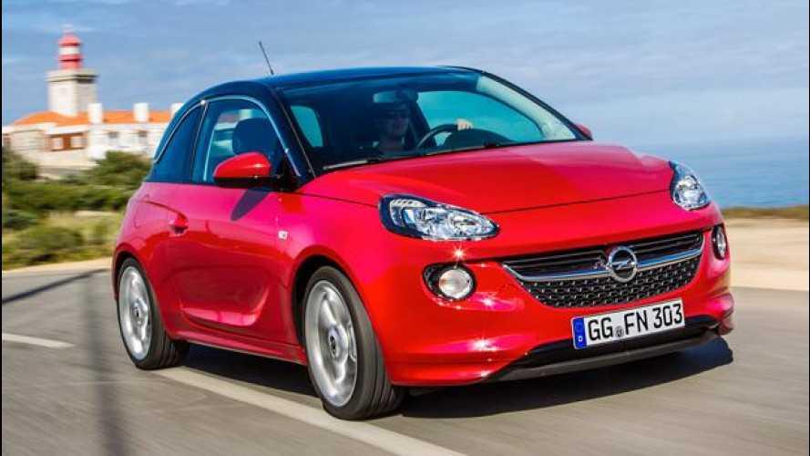 Opel Adam 1.4 GPL Tech, risparmio senza rinunce