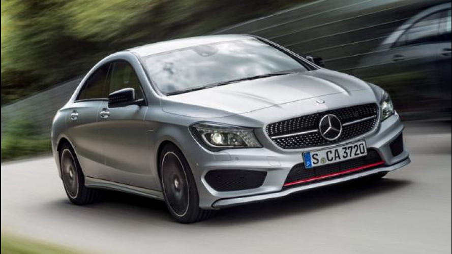 Mercedes A 250 e CLA 250 Premium Supersport