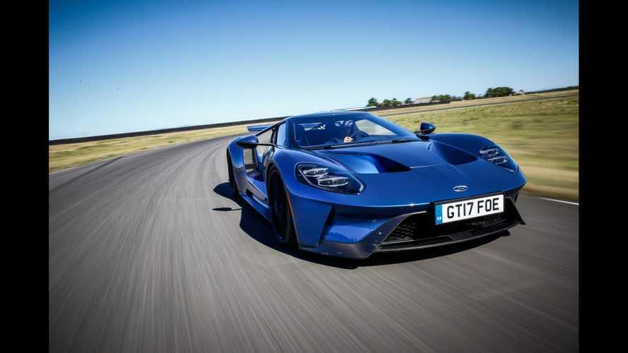 Nuova Ford GT, supercar a sorpresa