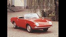 1965 - Fiat 850 Spider