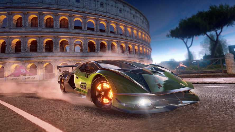 La Lamborghini Essenza SCV12 sbarca su Asphalt 9