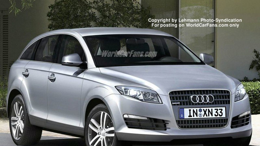 SPY PHOTOS: New Audi Q5