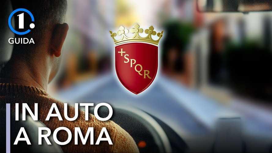 Quanto costa muoversi in auto a Roma