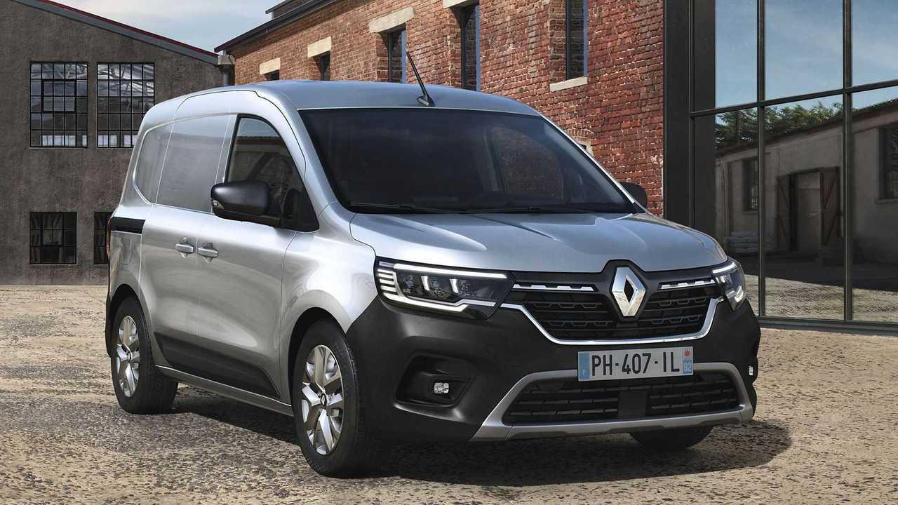 Auch die dritte Generation des Renault Kangoo Rapid soll es wieder als Elektroauto geben.
