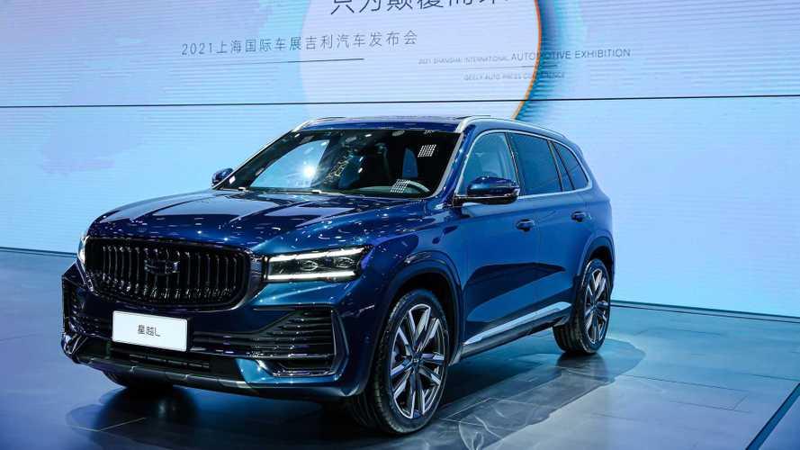 Geely Xingyue L: el Volvo XC90 para los chinos