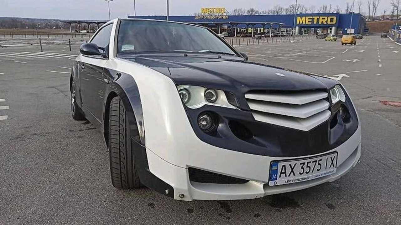 Mercedes W124 tuning fail