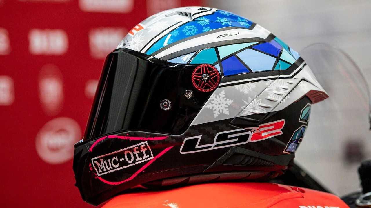 LS2 Unveils New FF805 Thunder Helmet