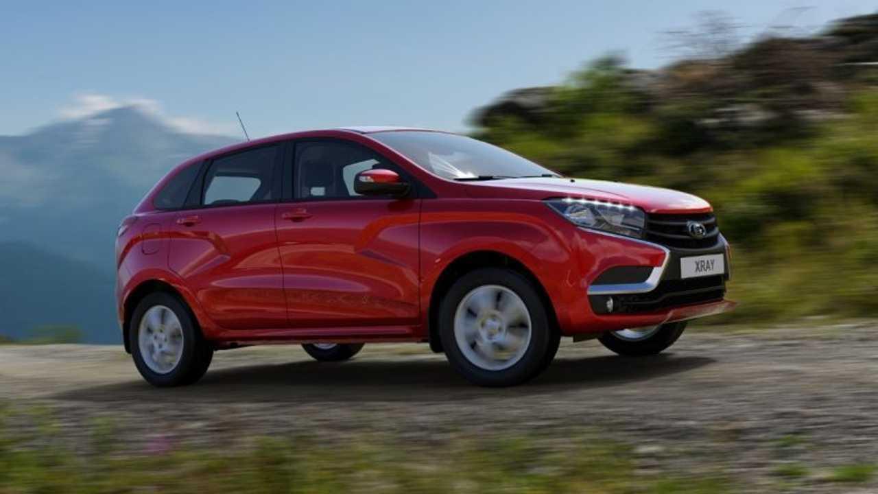 Lada предложила россиянам доступный двухпедальный XRAY