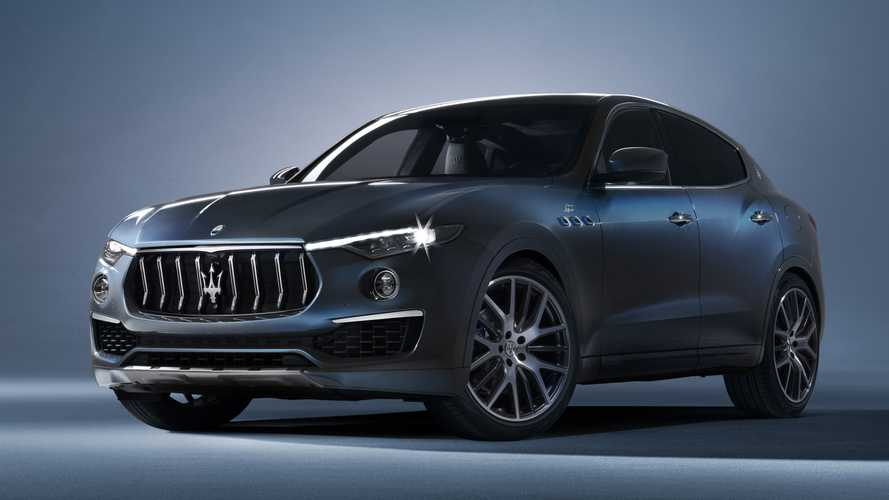 Maserati Levante Hybrid gets electrified four-cylinder with 325 bhp