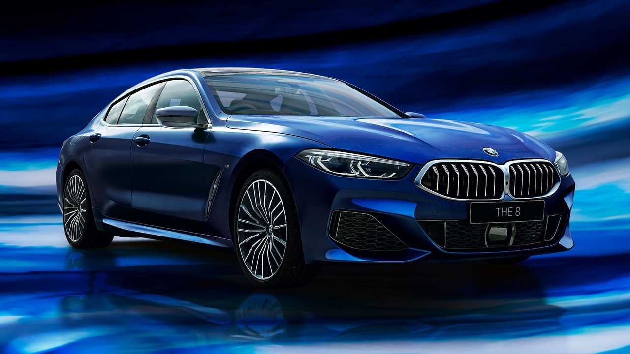 BMW 8 Series Gran Coupe Collector's Edition available in Japan.