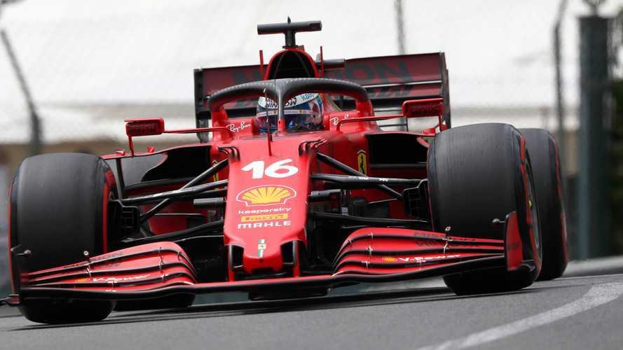 2021 Monako GP: Ferrari, 2019'dan sonra ilk kez pole'de