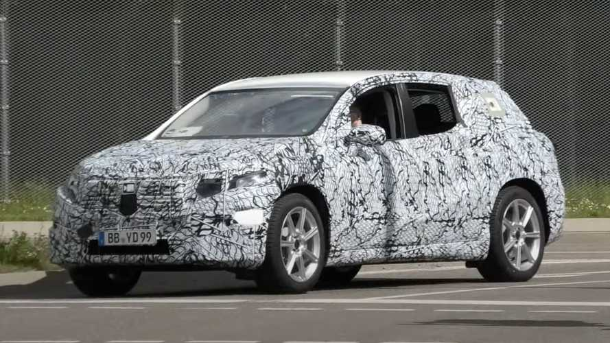 Watch Mercedes EQS SUV During Road Tests In Latest Spy Videos