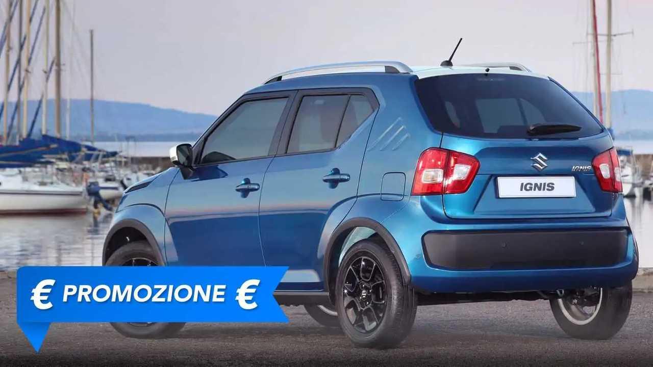 Promozione Suzuki Solutions maggio 2021
