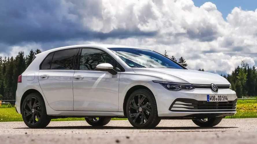 VW Golf TGI (2021) im Test