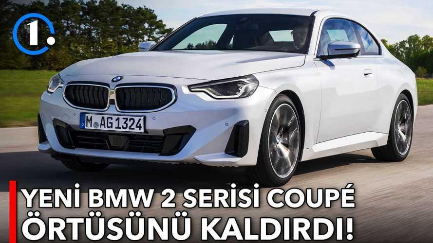 BMW 2 Serisi Coupé, klasik oranlarıyla göz kamaştırıyor