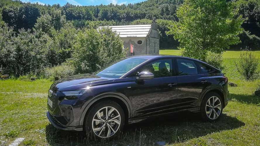 Audi Q4 e-tron 40 Sportback (2021) im Test: Vier gewinnt