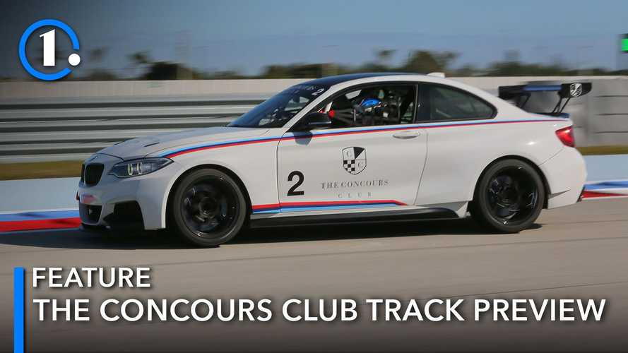 We Drove The Concours Club, Miami's Newest Private Track