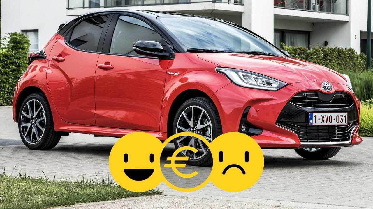 Promo Toyota yaris marzo 2021