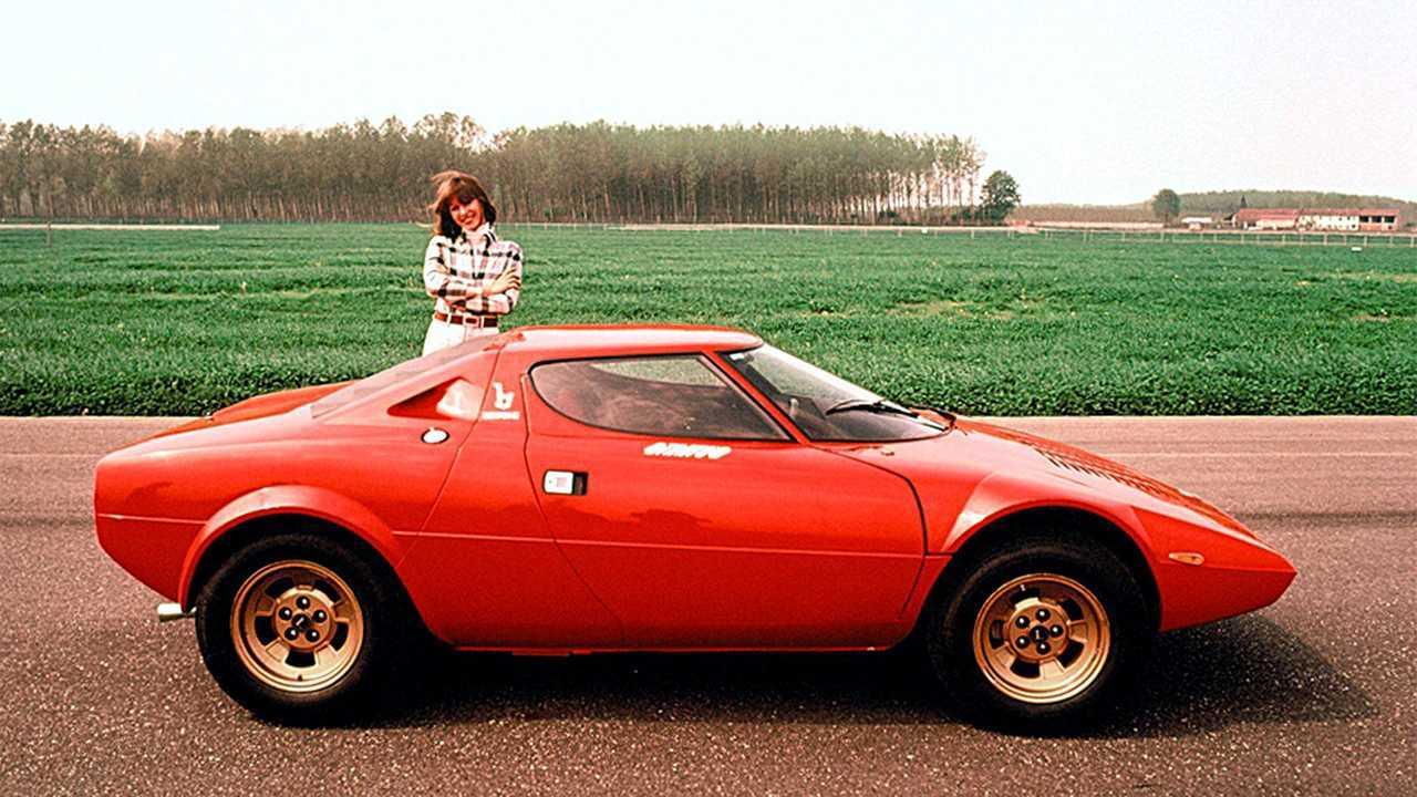 Lancia Stratos HF (1973-1978)